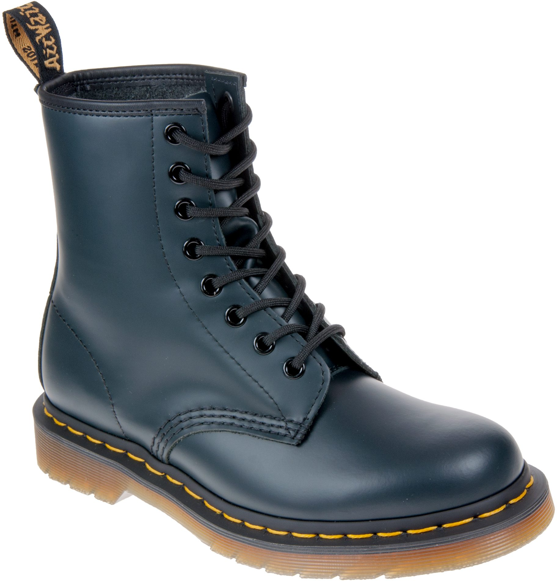 Dr. Martens 1460 Navy Smooth 11822411 - Ankle Boots - Humphries Shoes 4786af4d91a3