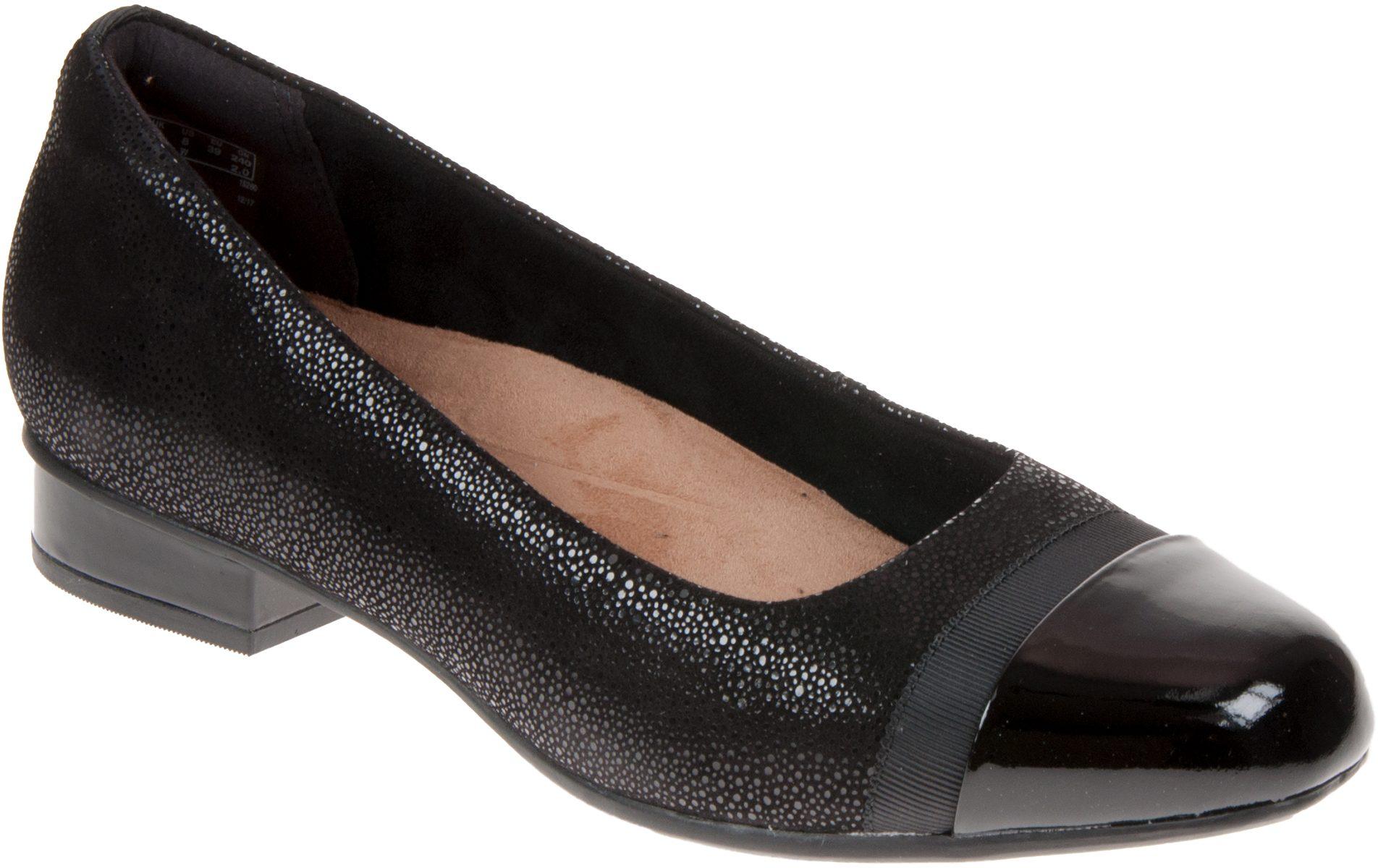 d836959811 Clarks Keesha Rosa Black Interest 26132359 - Everyday Shoes - Humphries  Shoes