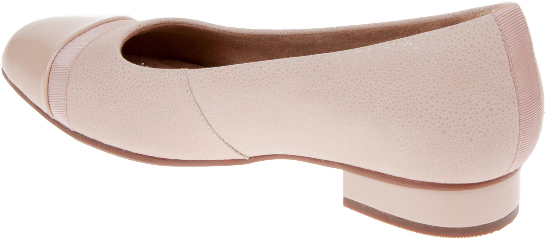 Ladies Clarks Smart Slip On Ballerina Style Pumps Keesha