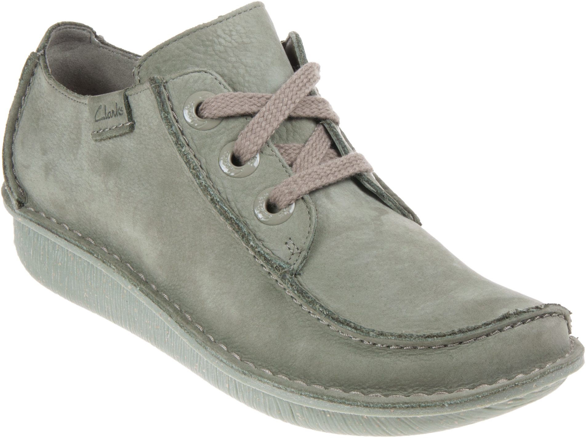 5cf808e124849 Clarks Funny Dream Sage 26140232 - Everyday Shoes - Humphries Shoes