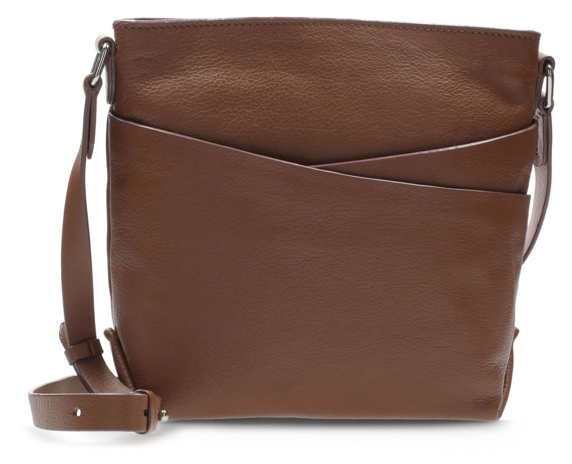 6089cd3e3f4 Clarks Topsham Charm Tan Leather 26141358 - Cross Body Bags - Humphries  Shoes