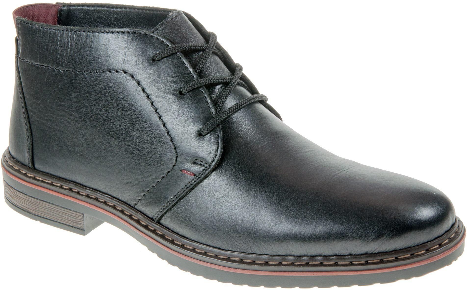 8480ff168b Rieker. Peter. Mens smart lace up ankle shoe ...