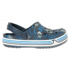 Crocband Shark Clog