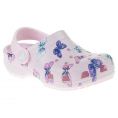 Classic Butterfly Clog