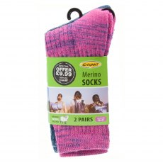 Ladies Merino Socks