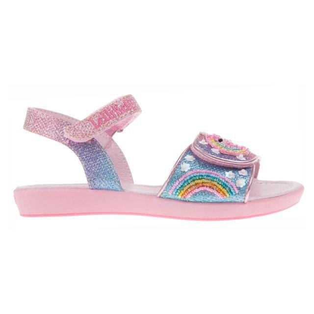 Lelli Kelly Unicorn Glitter Sandal