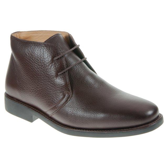Londrina Brown Chukka Boots Anatomic Shoes