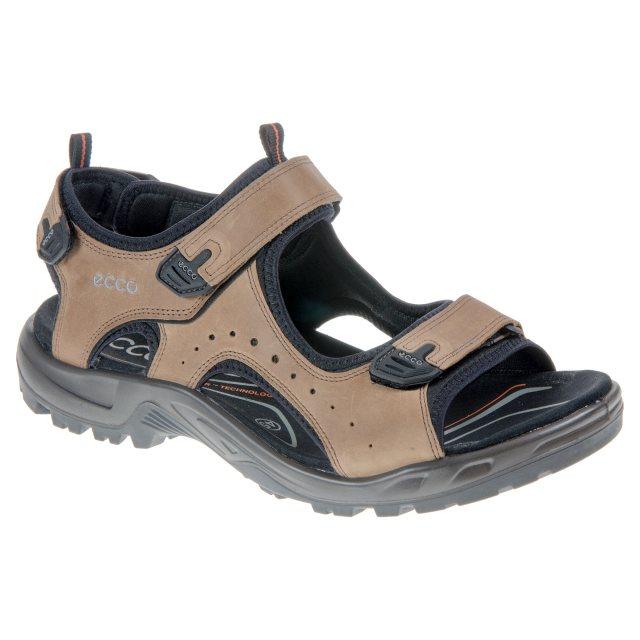 6d9cdeb53ddc Ecco Offroad 44 Navajo Brown 822044 02114 - Outdoor Sandals ...