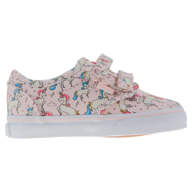acacbbe0d78 Vans Toddler Atwood Velcro Unicorn Pearl VN0A3 E5OTQ - First Walkers ...