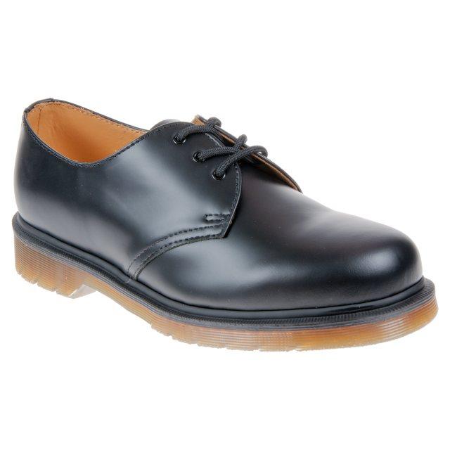 Dr. Martens 1461 Black Smooth Plain