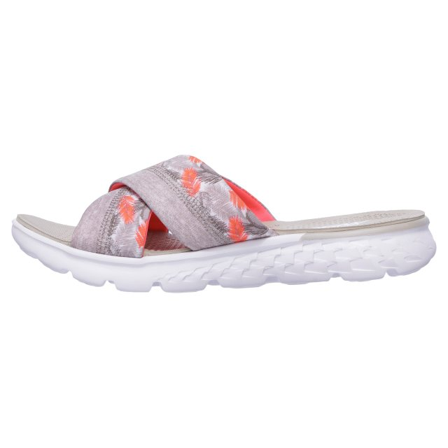 Skechers On the Go 400 Tropical Natural Coral 14667 NTCL