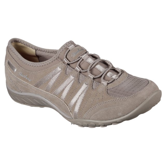 Skechers Breathe-Easy - Moneybags Taupe