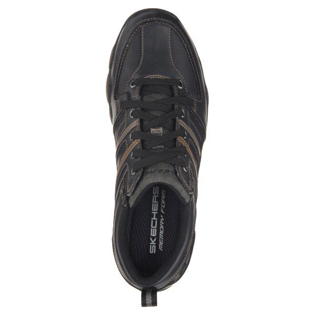 e4e98457944d Skechers Diameter - Selent Black 64681 BLK - Casual Shoes ...
