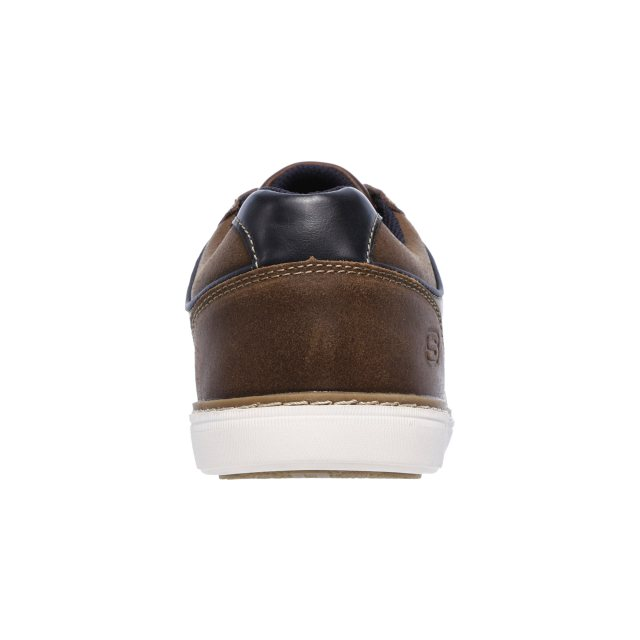 537d0bf34c35 Skechers Lanson - Rometo Red   Brown 64919 RDBR - Casual Shoes ...