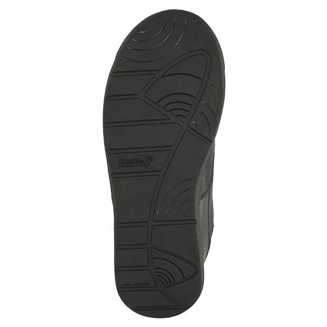 Clarks Monte Lite BL Black Leather