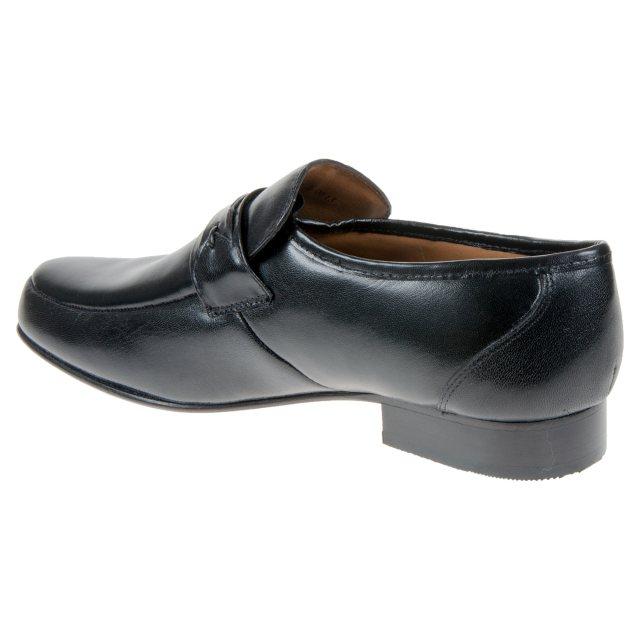 2f8b0ce8 Rombah Wallace Regent Black 8250 - Formal Shoes - Humphries Shoes