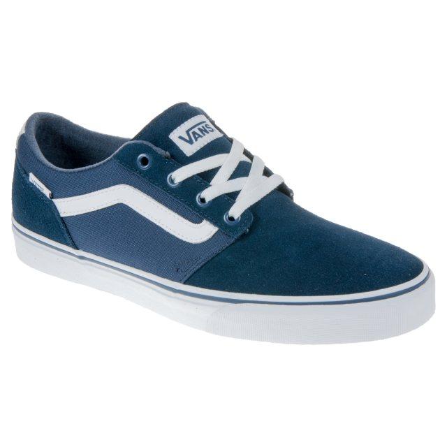 Vans Chapman Stripe Dress Blue / White