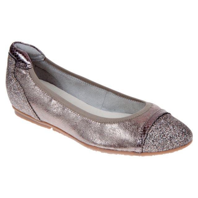 Schnäppchen für Mode Kundschaft zuerst Auf Abstand Tamaris Joya Pepper Comb 22139-20 301 - Ballerina Shoes ...