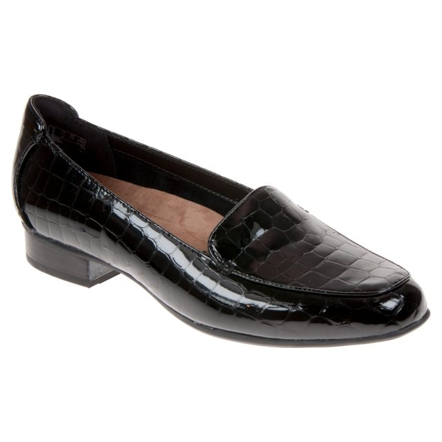 3e711d985c7 Clarks Keesha Luca Black Patent   Croc 26113458 - Everyday Shoes ...