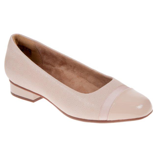 e86e749157 Clarks Keesha Rosa Nude Interest 26132358 - Everyday Shoes ...