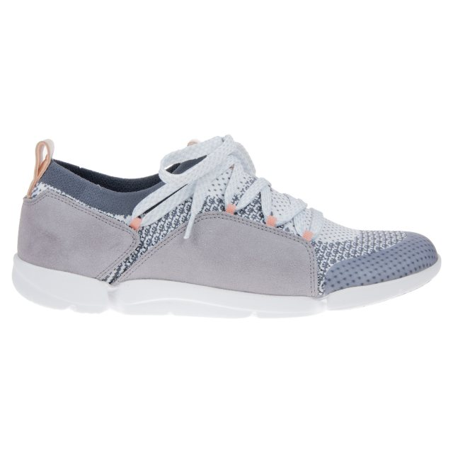 top-rated discount top-rated real new style & luxury Clarks Tri Amelia Grey Combi 26131095 - Everyday Shoes ...