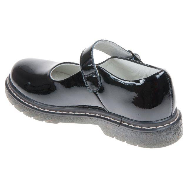 61a43e2fa2b Lelli Kelly Frankie Black Patent LK8286 DB01 - Girls School Shoes ...