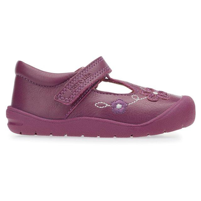 Start-rite First Mia Girls Berry Shoe