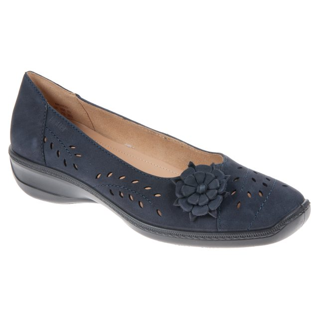 12598b468b41b Hotter Mexico Navy MEXIC1 - Everyday Shoes - Humphries Shoes