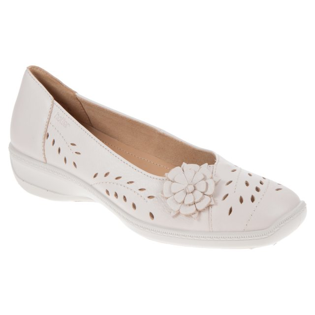 cfd5fdeecf6e9 Hotter Mexico Soft Beige MEXIC1 - Everyday Shoes - Humphries Shoes