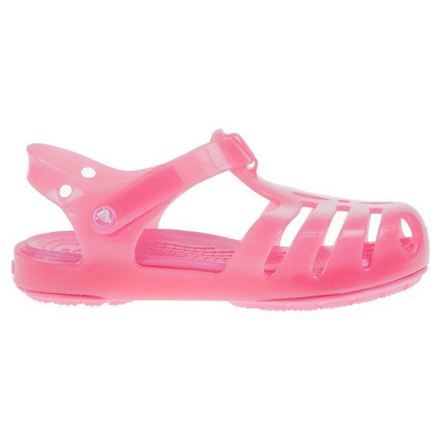 8c9cb5739 Kids Crocs Isabella Sandal Paradise Pink 204035-6NP - Girls Sandals ...