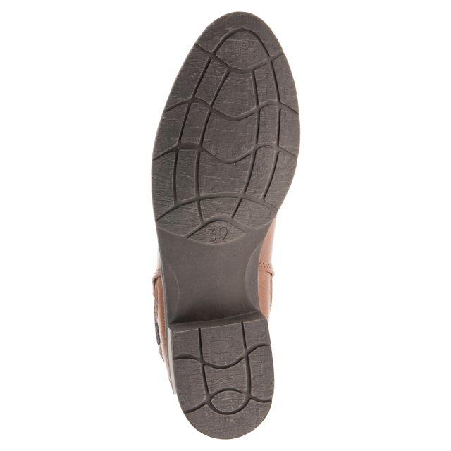 Marco Tozzi Rapalli Cognac 25040 31 Ankle Boots