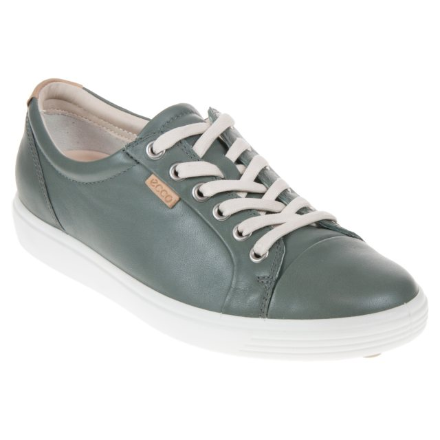 925e52bc335d7 Ecco Soft 7 Ladies Moon 430003 01232 - Everyday Shoes - Humphries Shoes