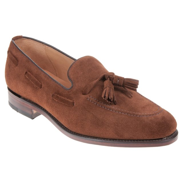 Loake Lincoln Polo Suede - Formal Shoes
