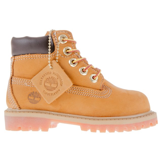 Timberland 6-Inch Premium Boot Waterproof Toddler