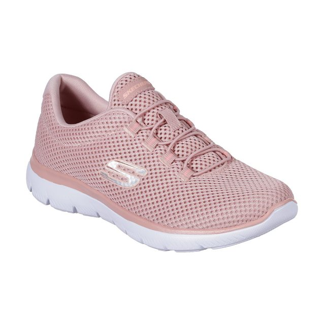 Exquisito Repelente rociar  Skechers Summits - Quick Lapse Rose 12985 ROS - Womens Trainers - Humphries  Shoes