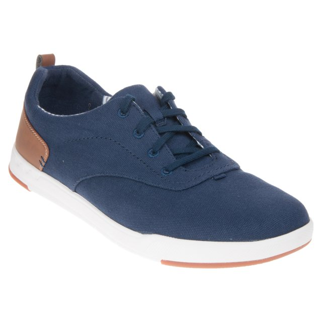 3ab6a71b8b7e3 Clarks Step Isle Crew Navy 26140322 - Casual Shoes - Humphries Shoes