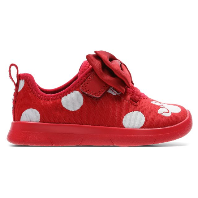 Clarks Ath Bow Toddler