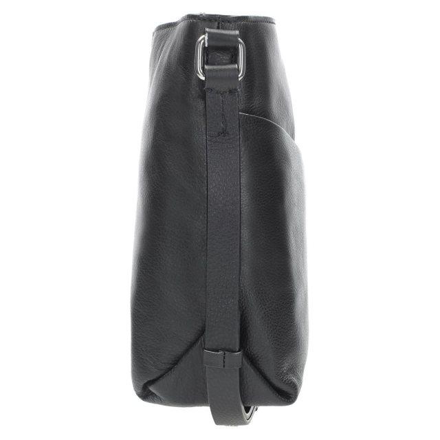 65c0a78f882 Clarks Topsham Charm Black Leather 26141359 - Cross Body Bags ...