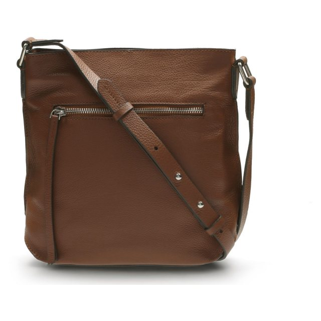 Clarks Topsham Jewel Tan Leather 26129321 - Cross Body Bags ... eaf1c3565cf32