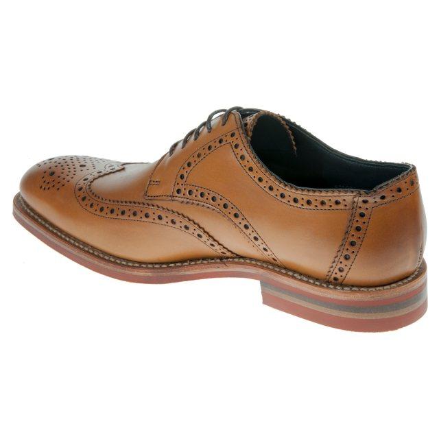 Loake Redgrave Tan - Formal Shoes