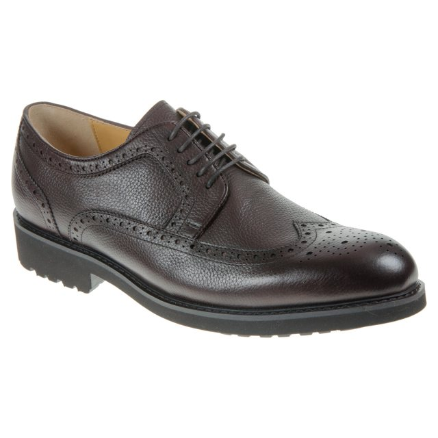 398509afb16 Steptronic Ireland Brown Grain UC187 - Formal Shoes - Humphries Shoes