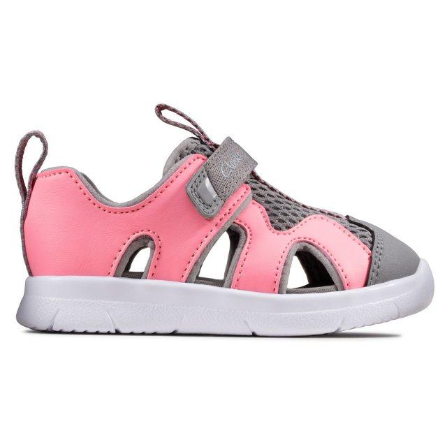 Clarks Ath Surf Toddler Pink 26150006
